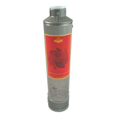 Pompa głębinowa bez silnika SN 408/4 do silników o mocy 750 W 12000 l/h COVERCO