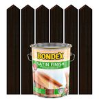 Lakierobejca do drewna SATIN FINISH 5 l BONDEX