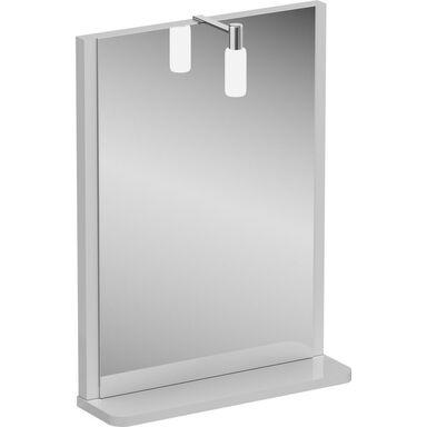 Lustro łazienkowe z oświetleniem kinkietowym REKORD KOŁO