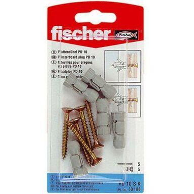 Kołek uniwersalny PD 10 x 28 mm 5 szt. Fischer