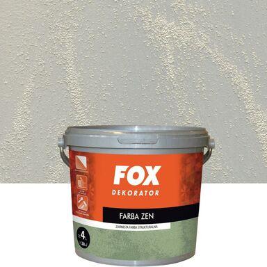 Farba Dekoracyjna Zen Białypiaskowany Fox