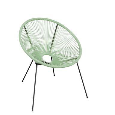 Krzesło ogrodowe ACAPULCO zielone