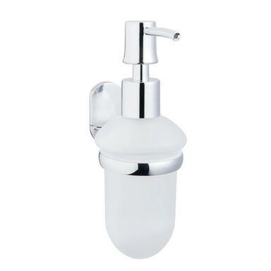 Dozownik mydła w płynie Dozownik mydła Vigo chrom BISK