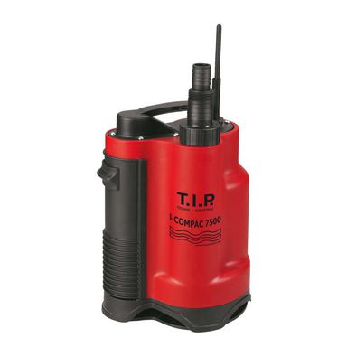 Pompa do wody brudnej 7500 l/h 400 W T.I.P. I-Compac 7500