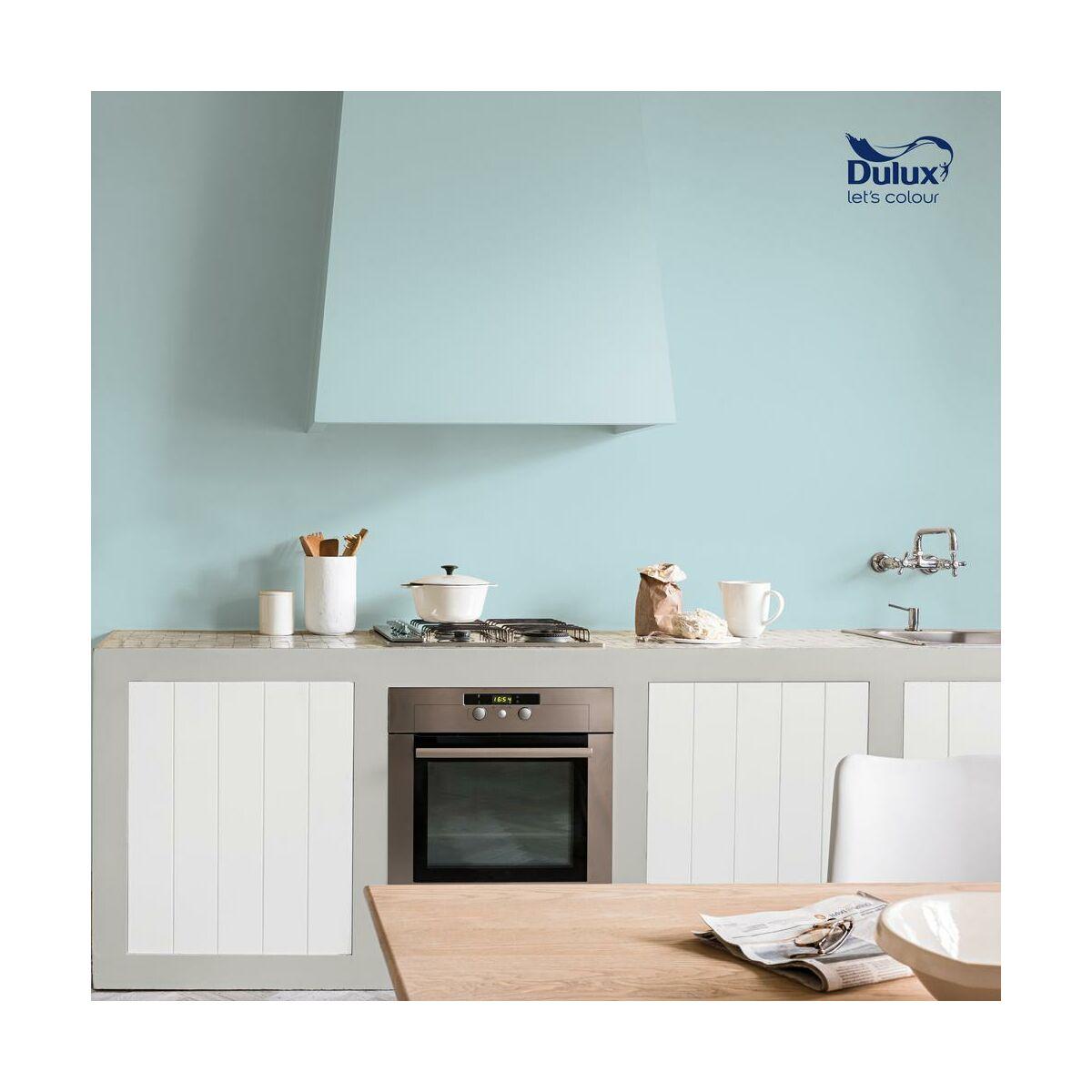 Farba Wewnętrzna Easycare Kuchnia I łazienka 25 L Błękitne Jezioro Dulux