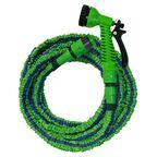 Wąż ogrodowy rozciągliwy 7.5 m do podlewania roślin JARDIBRIC ECOFLEX