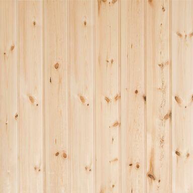 Podbitka dachowa sosnowa 14x121x2400 mm Detalia