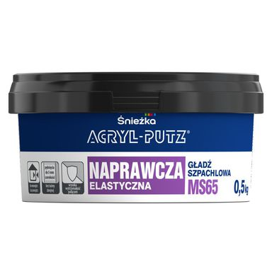 Masa reperacyjna 0,5 kg ACRYL PUTZ