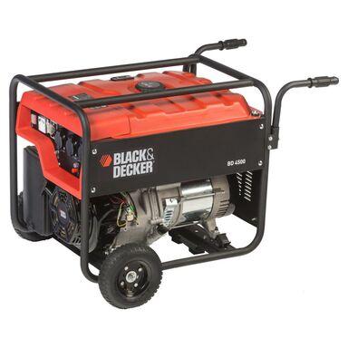 Agregat prądotwórczy BD 4500 BLACK & DECKER