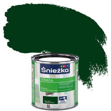 Emalia EFEKTA 0,25 l Zielony ŚNIEŻKA
