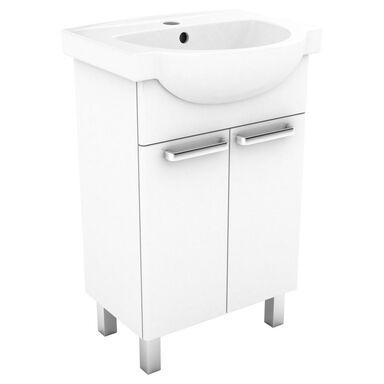 Zestaw szafka z umywalką 55 KOŁO FREJA