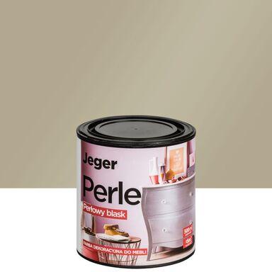 Farba do mebli PERLE 0.5 l Turmalin JEGER