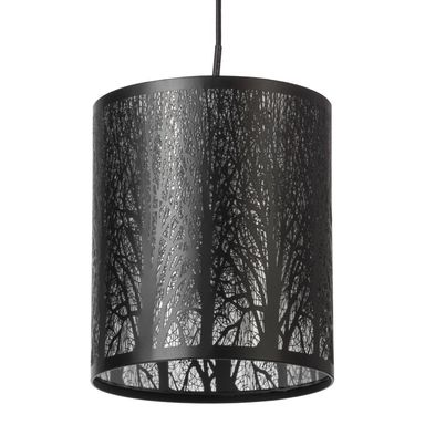 Lampa wisząca FOREST czarna E27 INSPIRE