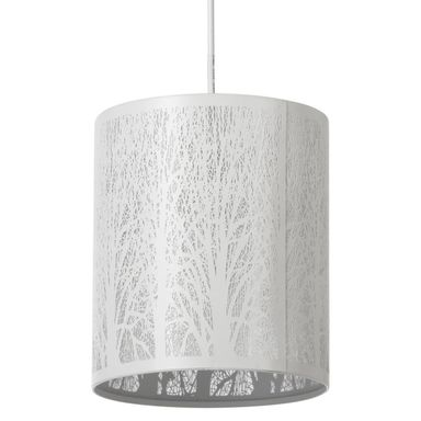 Lampa wisząca Forest biała E27 Inspire