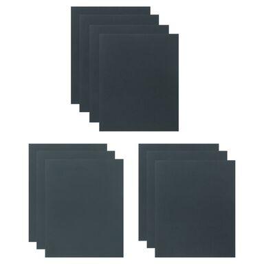 Papier ścierny WODNY P500 P800 P1000 230 x 280 mm DEXTER