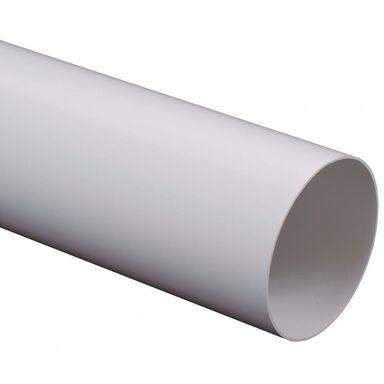Kanał wentylacyjny okrągły OKRĄGŁY 125 mm  1 m EQUATION