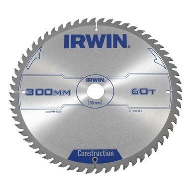 Tarcza do pilarki tarczowej 300MM/60T/30 IRWIN