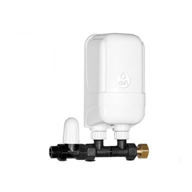 Elektryczny przepływowy ogrzewacz wody 7.5 kW +PRZYLĄCZE DAFI