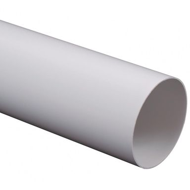 Kanał wentylacyjny OKRĄGŁY 125 mm  1.5 m EQUATION