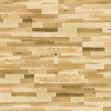Wzornik deski warstwoewj Jesion rustic 4-lamelowy Barlinek