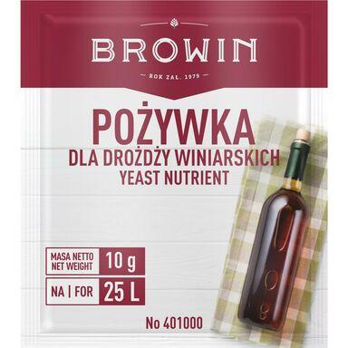 Pożywka dla drożdży winiarskich 10 g BROWIN
