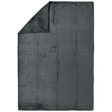 Pled COCOON szary 130 x 180 cm