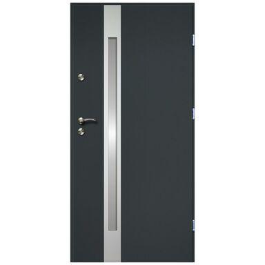Drzwi wejściowe VERTE II  prawe 90