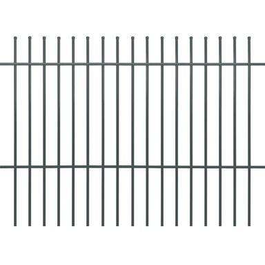 Przęsło ogrodzeniowe MILOS 200 x 145 cm POLBRAM antracyt