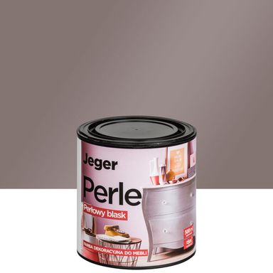 Farba do mebli PERLE 0.5 l Agat Perłowy blask JEGER