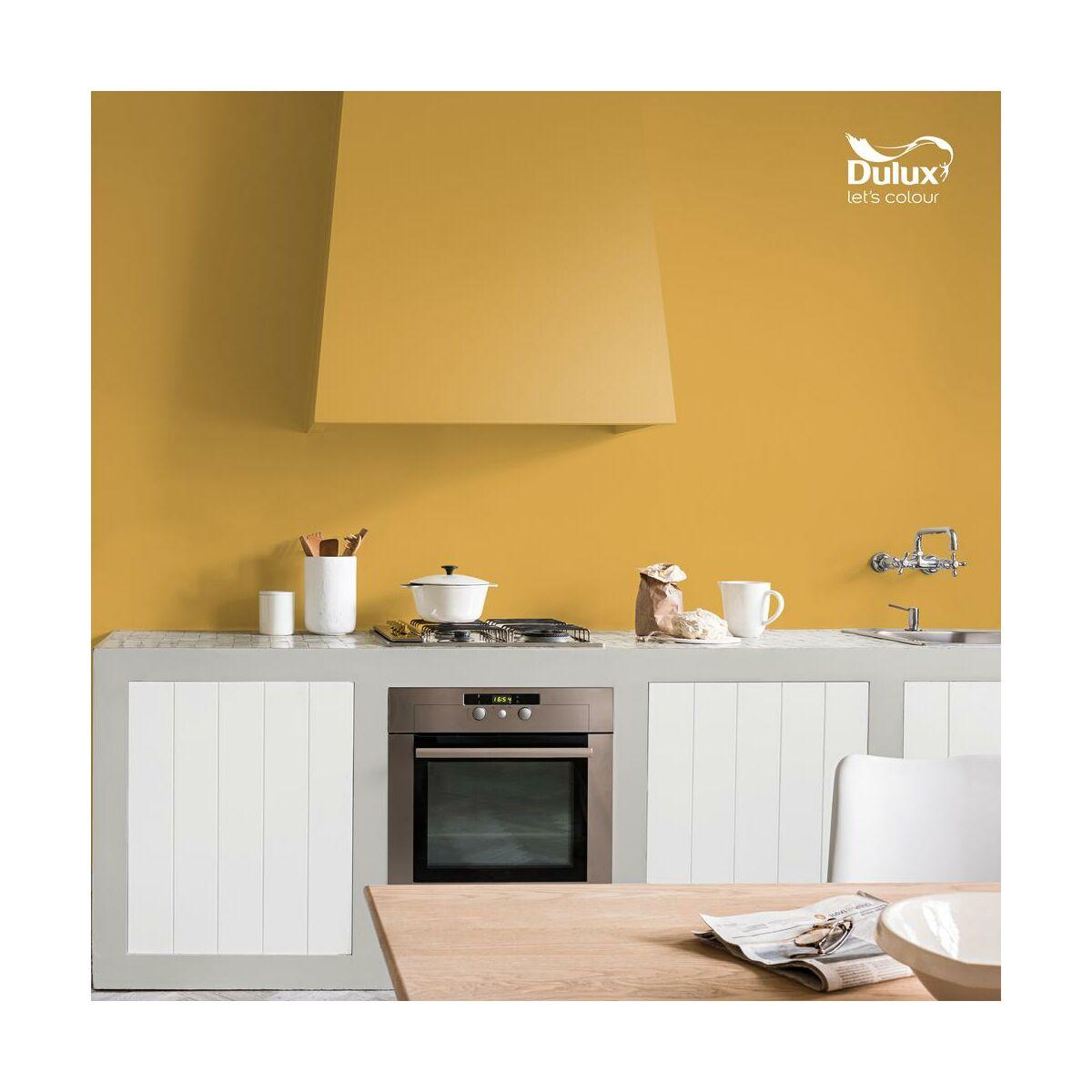 Farba Wewnętrzna Easycare Kuchnia I łazienka 25 L Złoty Pieprz Dulux