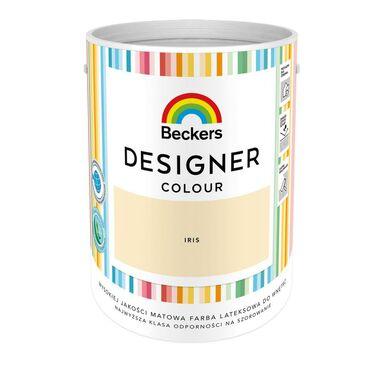 Farba wewnętrzna DESIGNER COLOUR 5 l Iris BECKERS