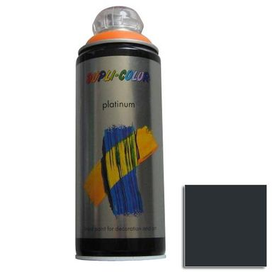 Spray PLATINUM Antracytowy 0,4 l  DUPLI COLOR