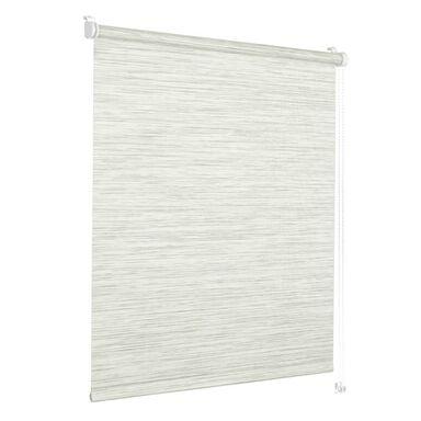 Roleta okienna NATURAL LOOK 96 x 150 cm szara perła