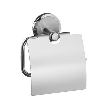 Uchwyt ścienny na papier toaletowy SENSATION BISK