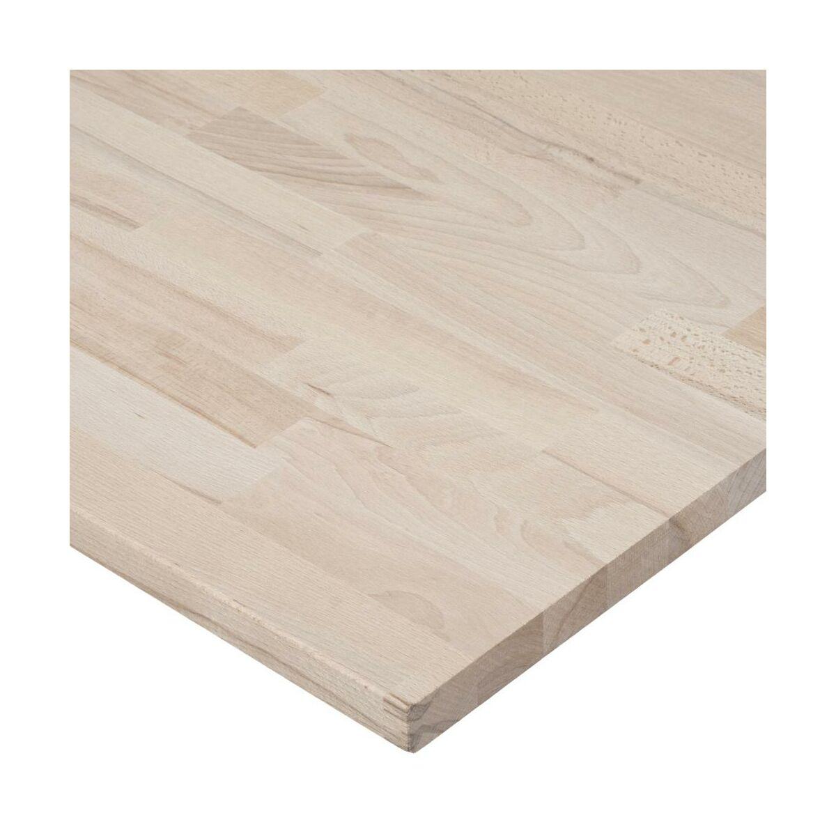 Blat Kuchenny Stolowy Drewniany Buk 90 Cm Pphu Extrans Blaty Drewniane W Atrakcyjnej Cenie W Sklepach Leroy Merlin