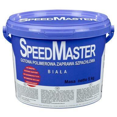 Gotowa masa szpachlowa POLIMEROWA 5 kg SPEEDMASTER