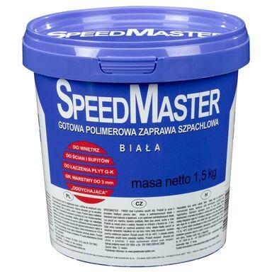 Gotowa zaprawa SZPACHLOWA POLIMEROWA 1,5 kg SPEEDMASTER