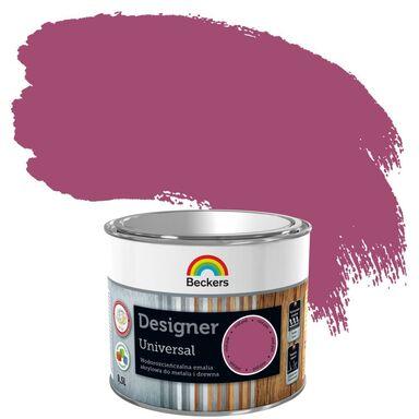 Emalia DESIGNER UNIVERSAL 0,5 l Vivid pink BECKERS