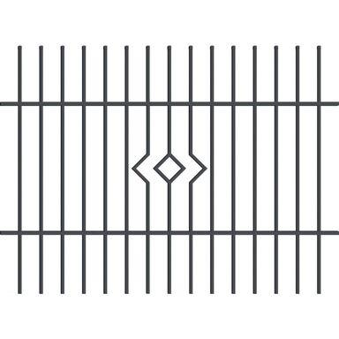 Przęsło ogrodzeniowe LILA 200 x 145 cm POLARGOS