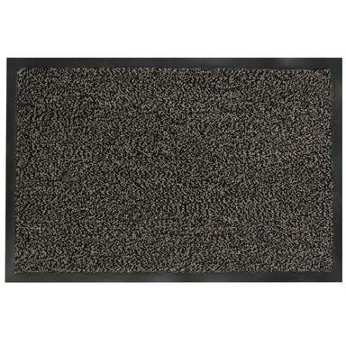 Wycieraczka zewnętrzna BARIER 120 x 180 cm antykurzowa szara