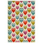 Dywan SUNNY KIDS różnokolorowy 100 x 150 cm wys. runa 8 mm MULTI-DECOR