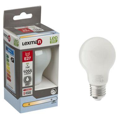 Żarówka LED E27 11 W = 100 W 1521 lm Zimna LEXMAN