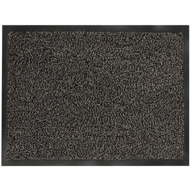 Wycieraczka zewnętrzna BARIER 120 x 90 cm antykurzowa szara