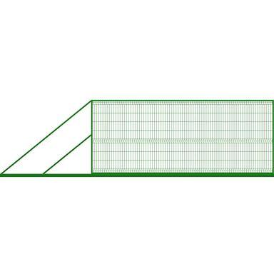 Brama przesuwna 400 x 170 cm lewa STARK POLBRAM
