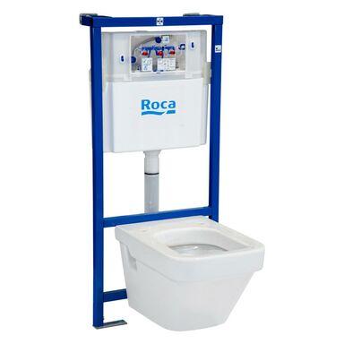 Zestaw podtynkowy WC PRO DAMA-N COMPACTO ROCA