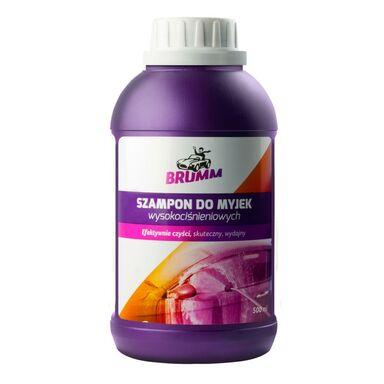 Szampon samochodowy BRUMM 0.5 l do myjek ciśnieniowych