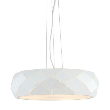 Lampa wisząca REUS biała E27 LIGHT PRESTIGE
