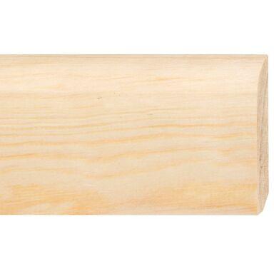 Listwa przypodłogowa sosnowa płaska 55 mm