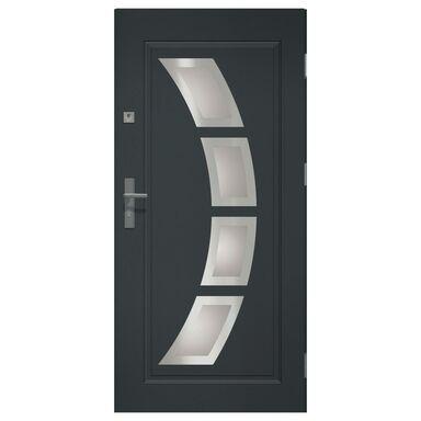 Drzwi wejściowe HERMES 90 Prawe
