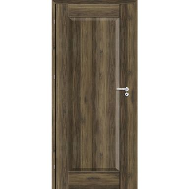 Skrzydło drzwiowe pełne Kofano Dąb Catania ciemna 80 Lewe Classen